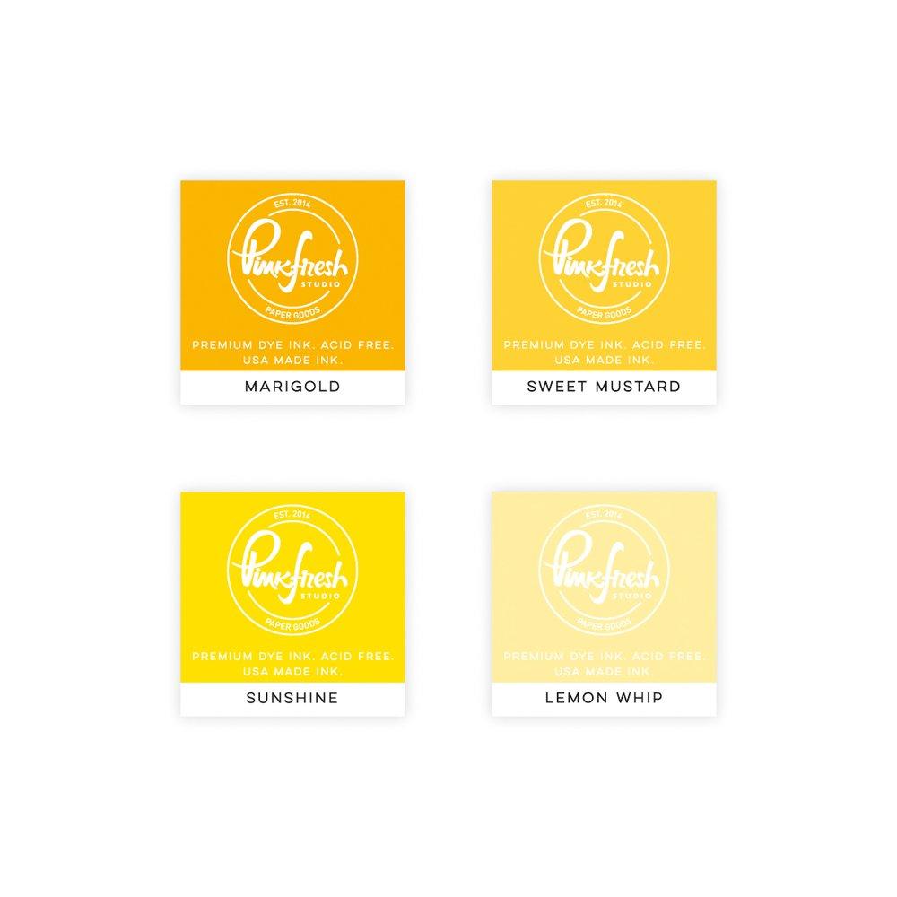 Pinkfresh Studio - Premium dye ink cube pack - mini (flere varianter)