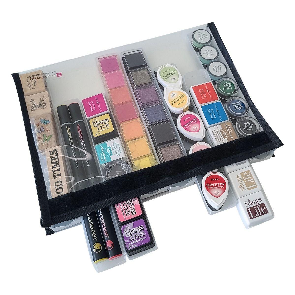 Totally Tiffany - Storage & Supply Case 8 drawer