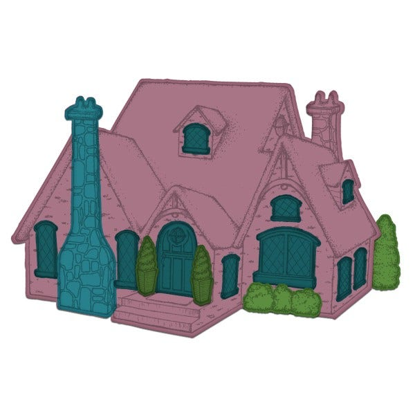 Heartfelt Creations - Countryside Cottage