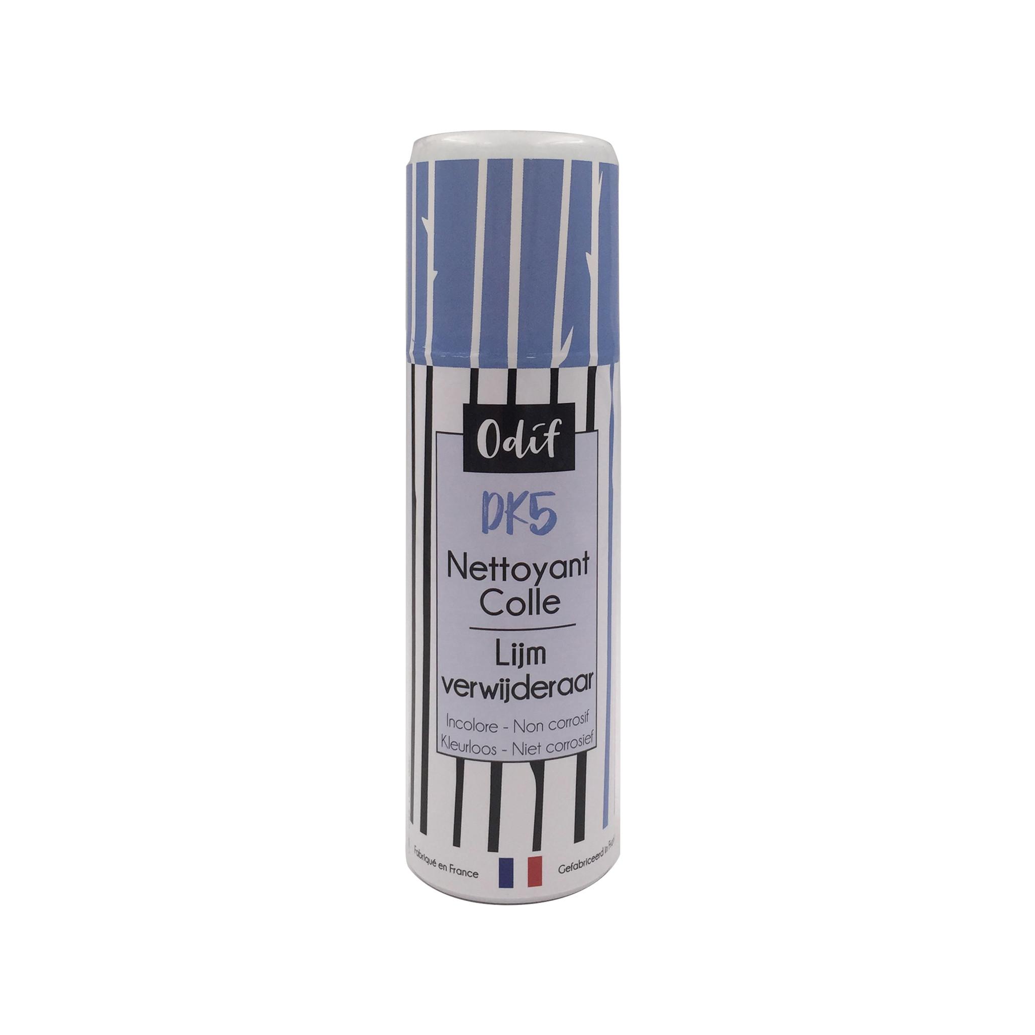 Odif - DK5 Glue Remover (125ml)