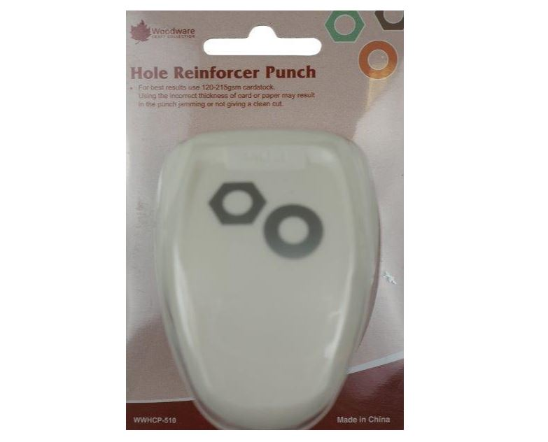 Woodware - Hole Reinforcer Punch