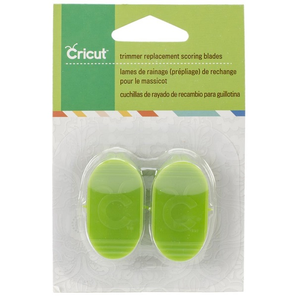 Cricut trimmer replacement scoring blades