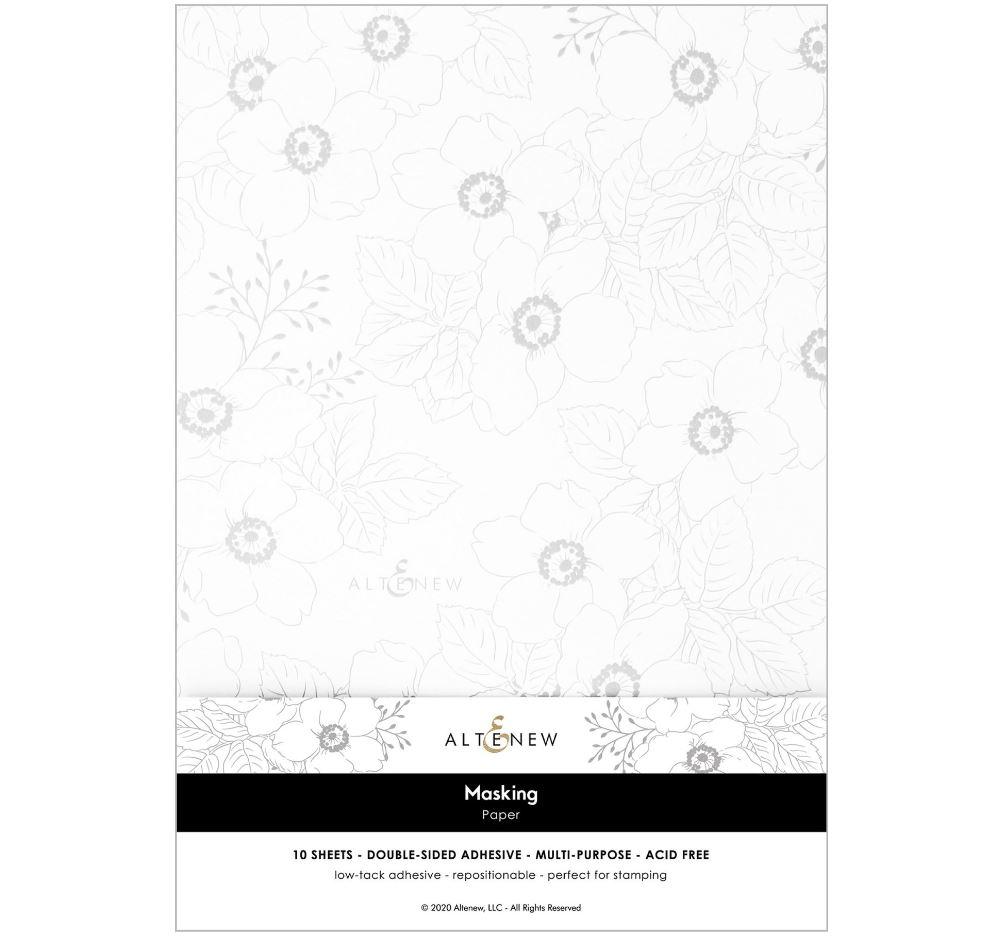 Altenew - Masking Paper (10 sheet/set)
