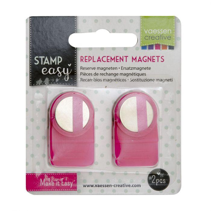 Vaessen Creative - Stamp Easy Magnet replacement 2pcs