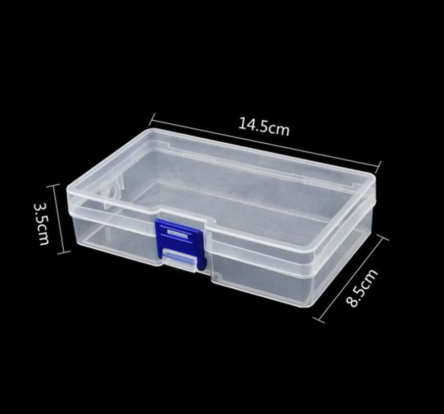Small Empty Storage Case
