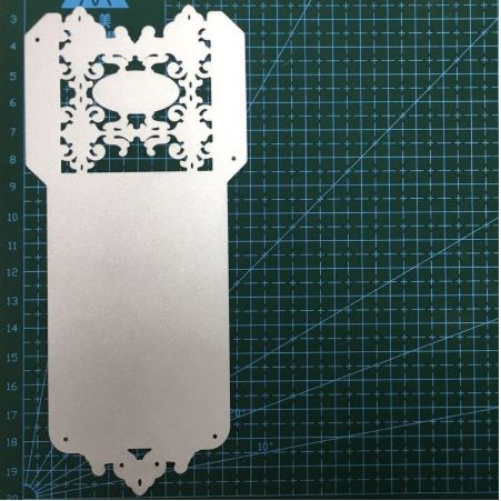 Nicole - Gift Card Pocket Metal Cutting Dies (2 varianter)