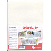 Woodware - Mask-It Sheets 2