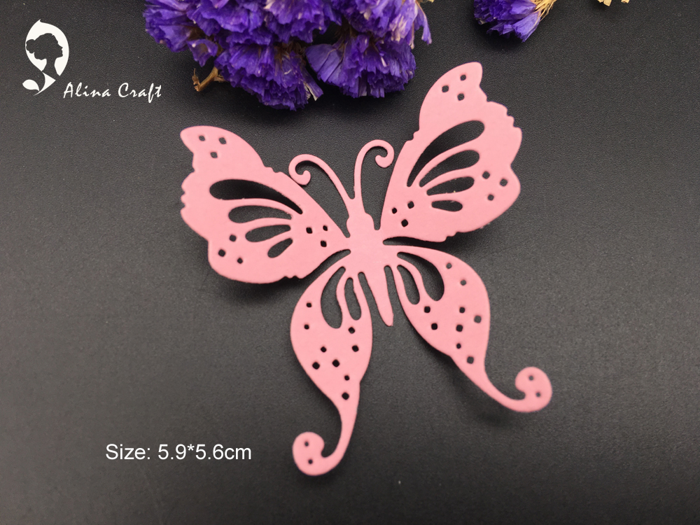 Nicole - Butterfly spring Metal Cutting Dies