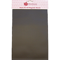 Woodware - A4 Magnetic Sheet (Pack of 2)