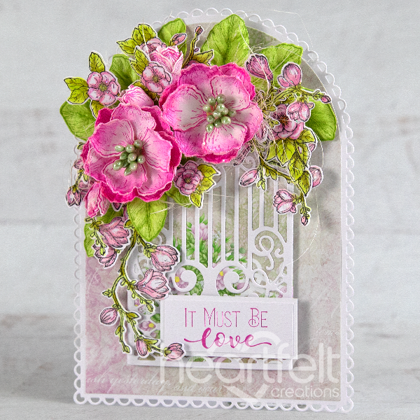 Heartfelt Creations - Sweet Magnolia
