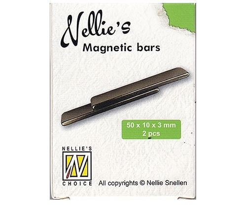 Nellie's Choice - Box with 2 magnetic bars