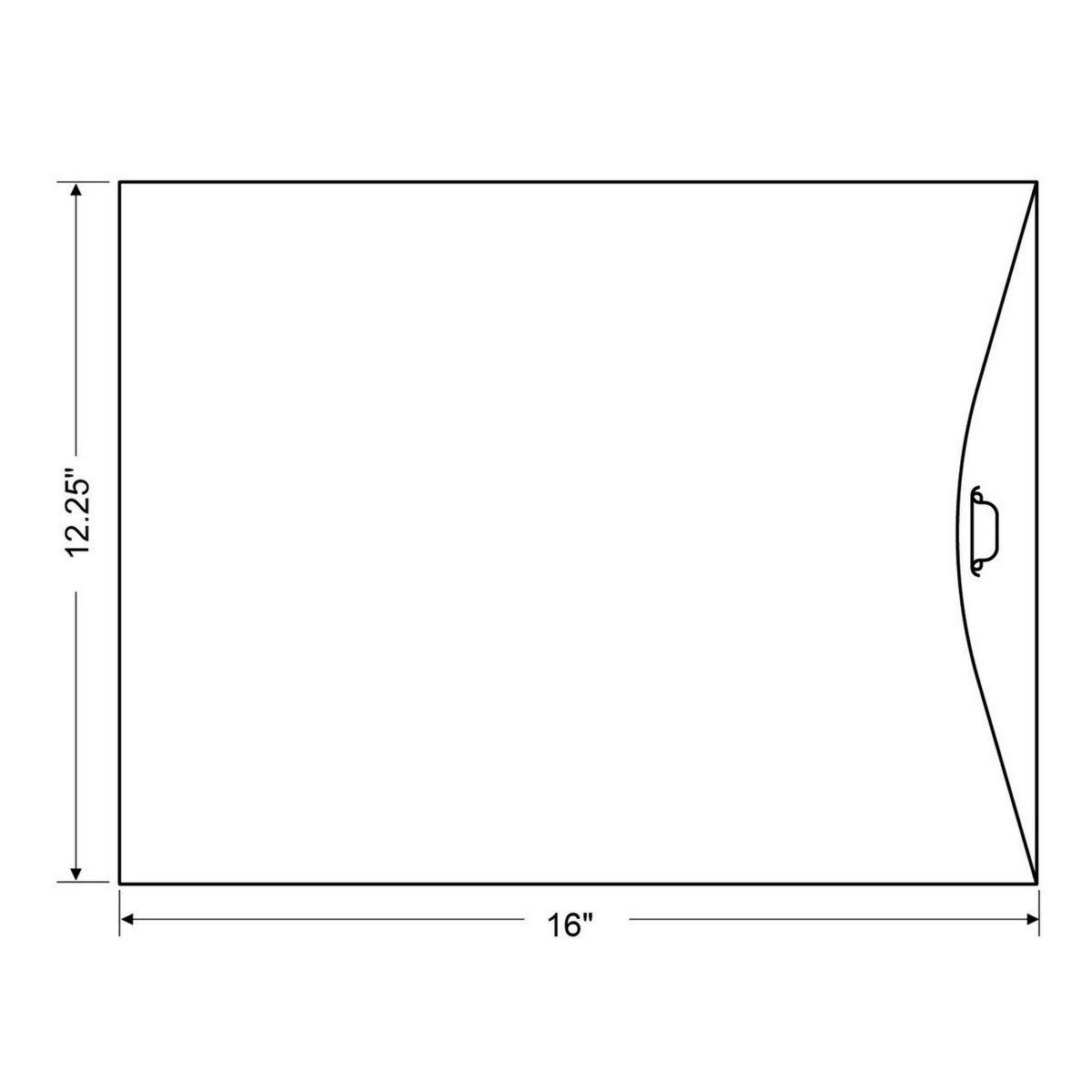 Totally Tiffany - Desk Maid - Die File Panel Sleeve - 5pk