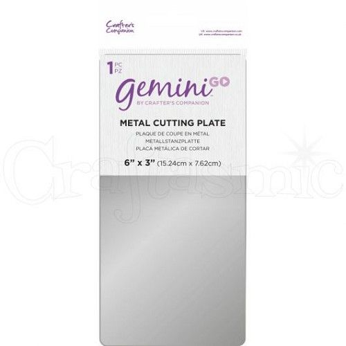Gemini Gemini Go Accessories - Metal Cutting Plate