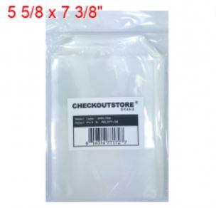 CheckOutStore - Clear Storage Pockets for Stamp & Die 50 stk (5 varianter)