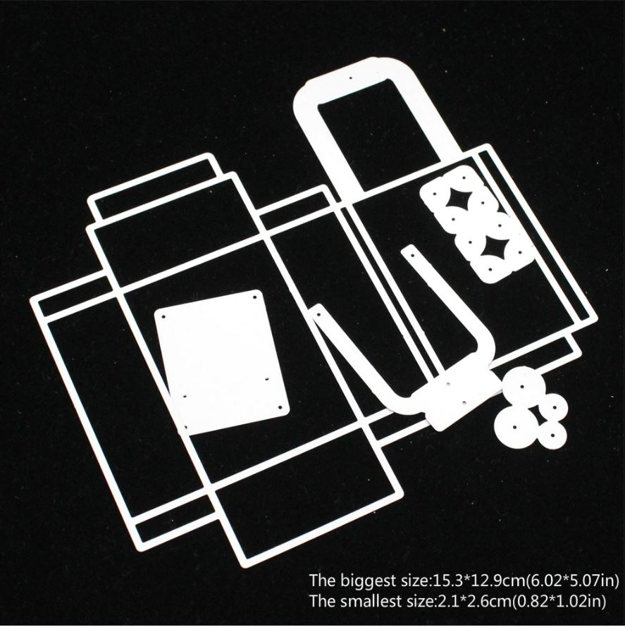 KSCraft - Luggage Metal Cutting Dies