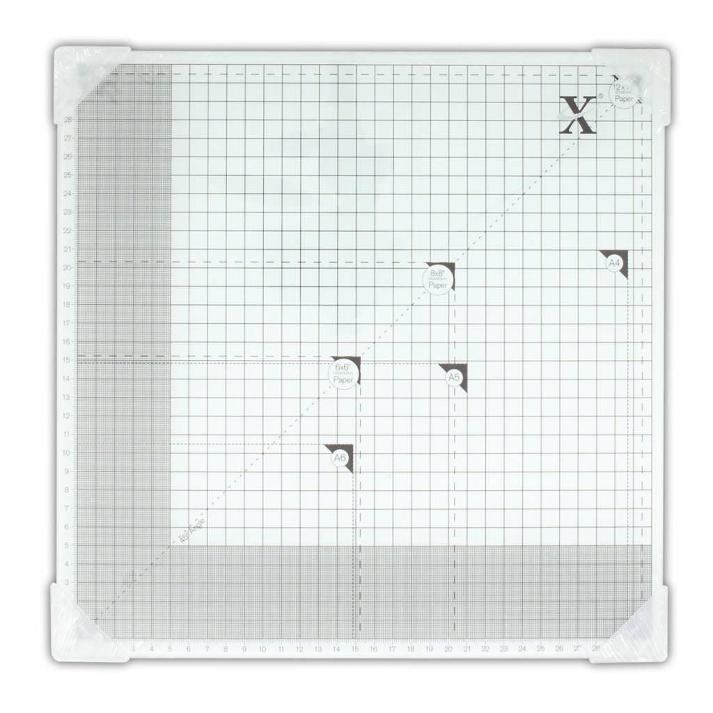 "Xcut - 13x13"" Tempered Glass Cutting Mat"