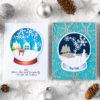 Hero Arts - Layering Snow Globe Fancy Die (DI658 )