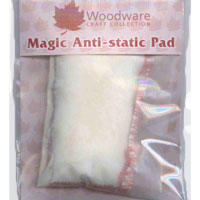 Woodware - Magic Anti-Static Pad
