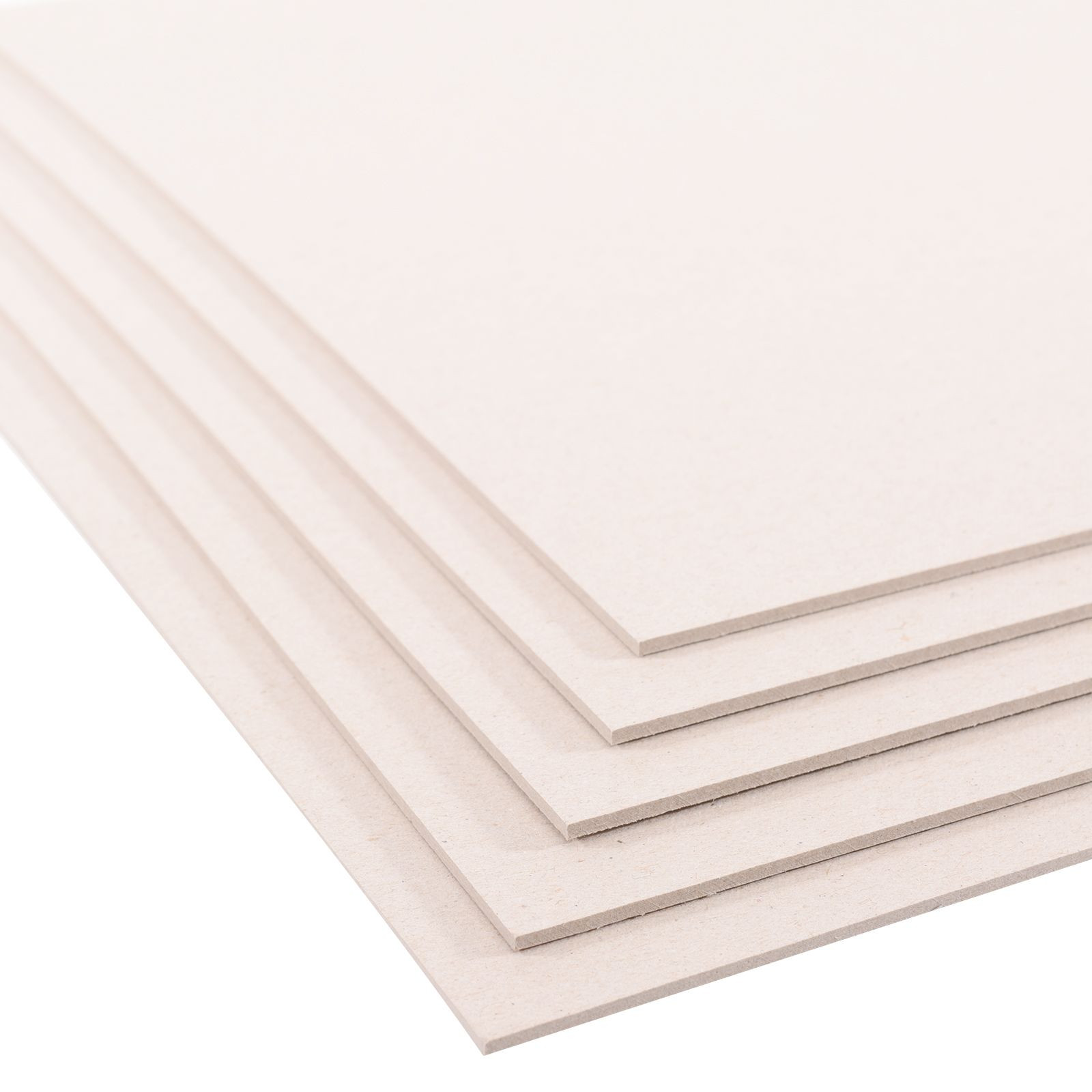 Vaessen Creative - Greyboard 30,5x30,5cm 2mm 5pcs