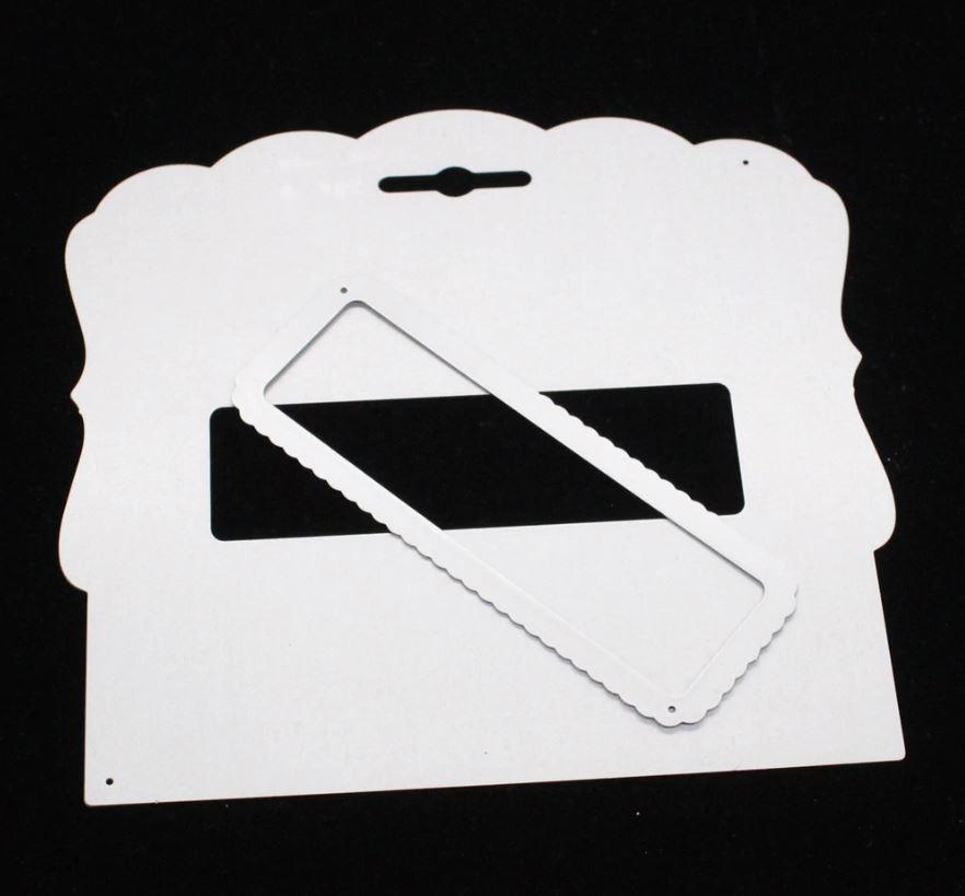 Nicole - Elegant Chocolate Favor Bag Metal Cutting Dies