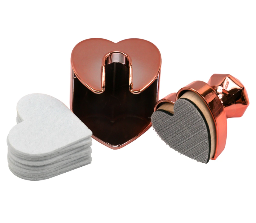 Couture Creations - Alcohol Ink Deluxe Heart Applicator Tool