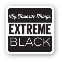 My Favorite Things - Extreme Black Hybrid Ink Cube (ICUBE-41)