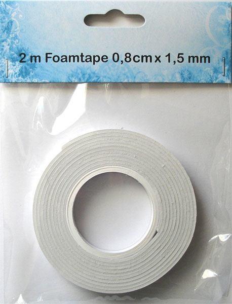 Nellie's Choice Foam tape 1,5mmx8mm