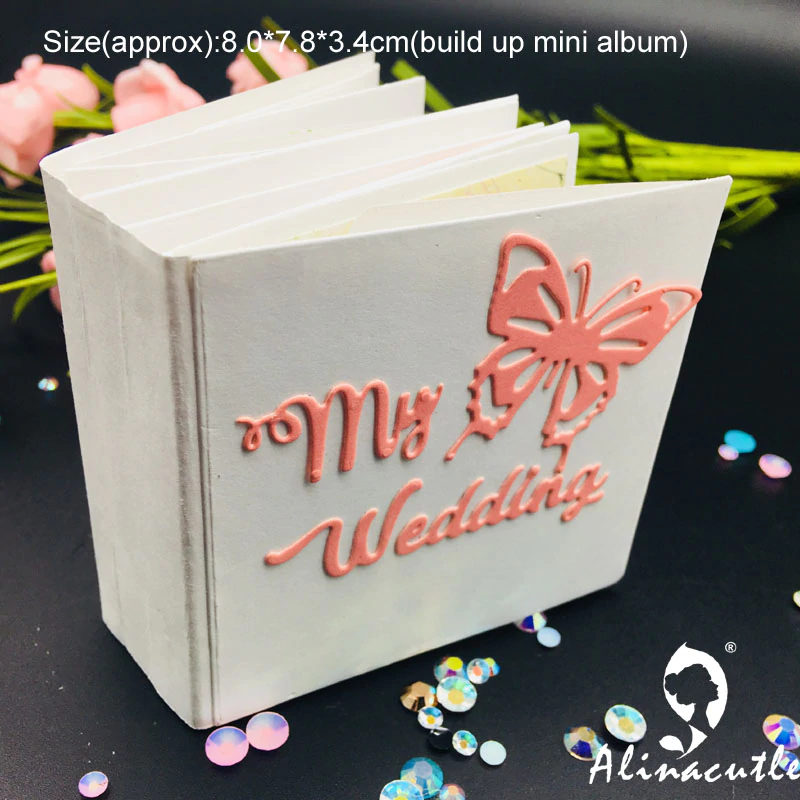 AlinaCraft - Metal Cutting Dies Mini Mini Album