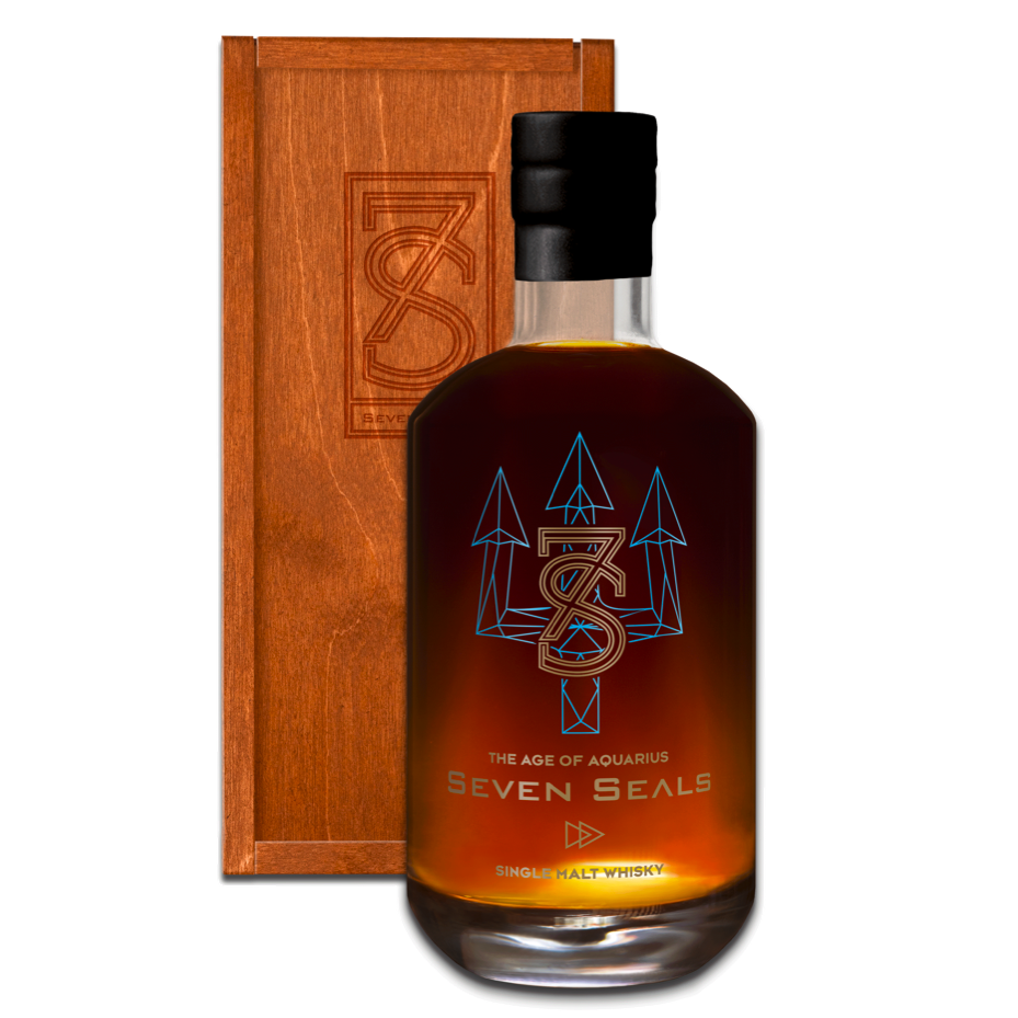 Seven Seals The Age of Aquarius Single Malt Whisky 49.7%