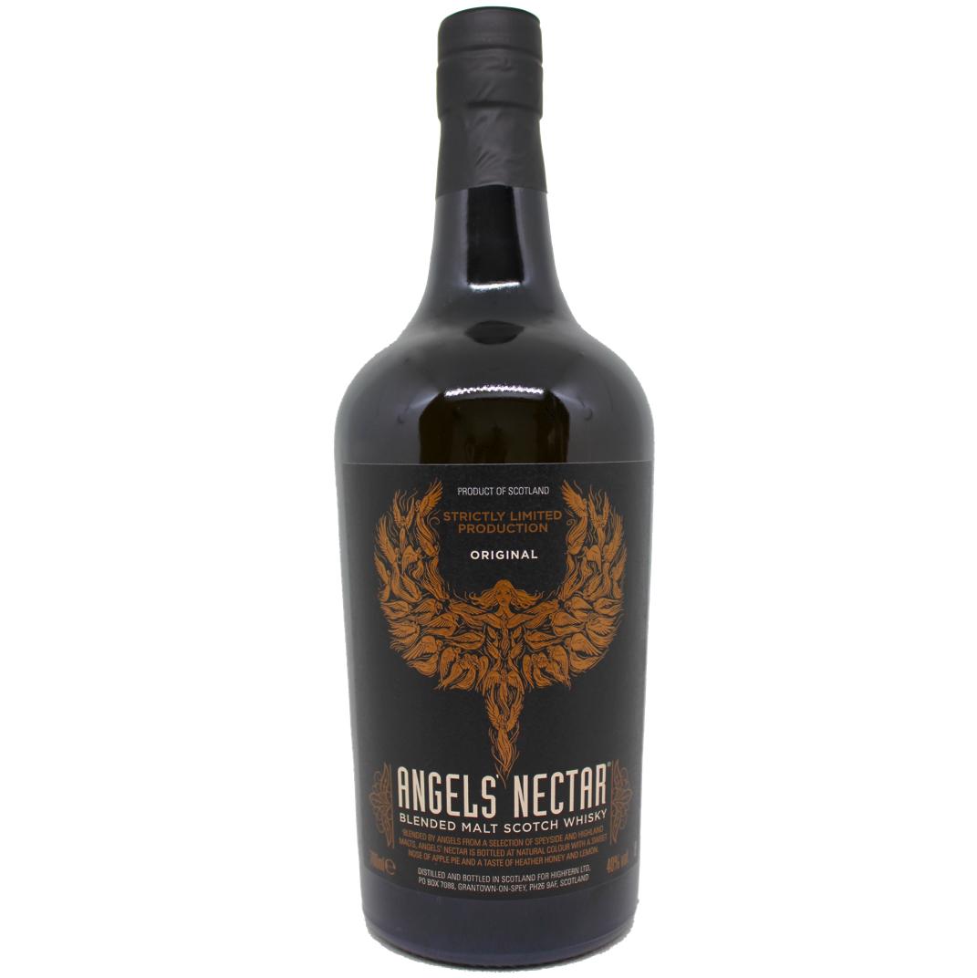 Angels' Nectar Blended Malt Scotch Whisky - Original 700ml