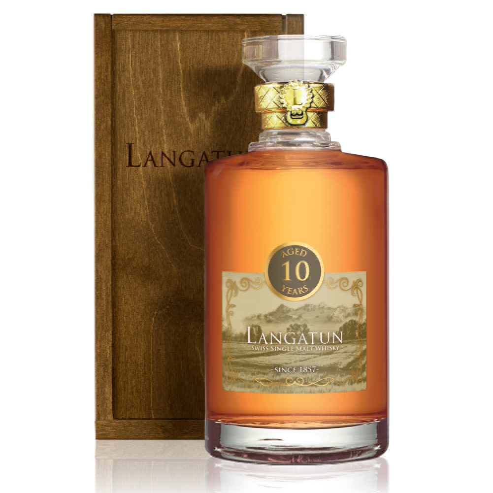 Langatun 10 Years Old Second Release 49.12%