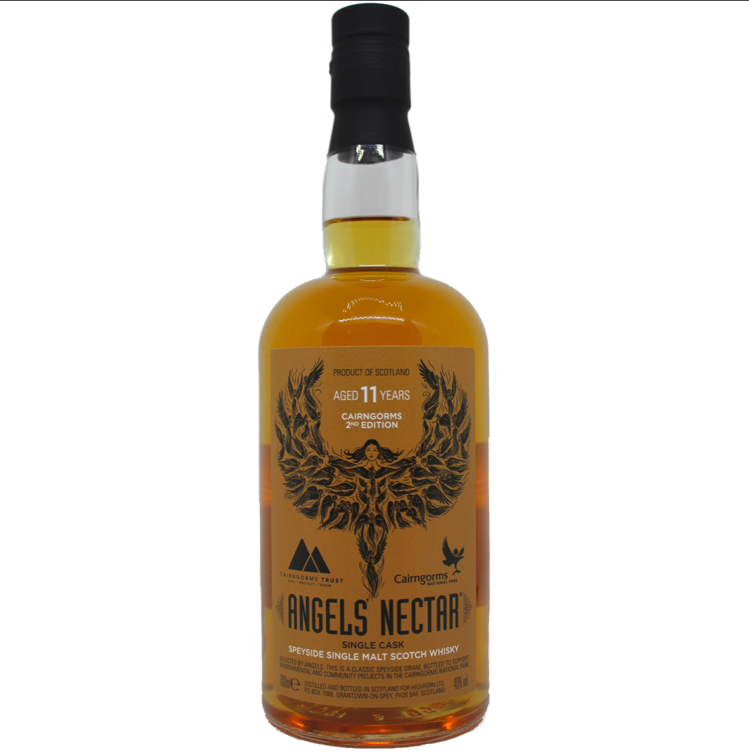 Angels' Nectar Single Malt Scotch Whisky - Cairngorms 2nd Edition