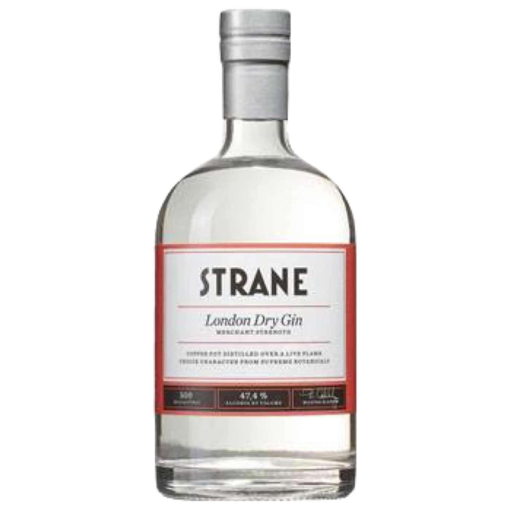 Strane London Dry Gin Merchant Strength