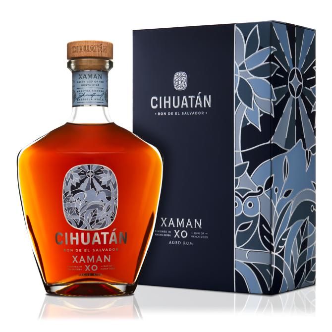 Cihuatán Xaman XO Rum 40%