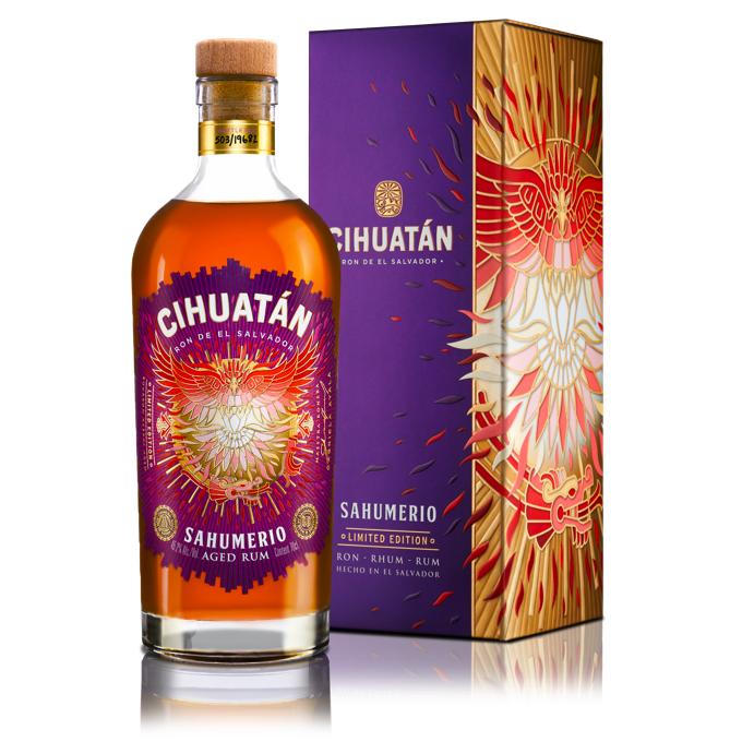 Cihuatán Sahumerio Limited Edition Rum 45.2%