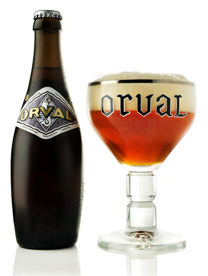 Brasserie d'Orval - Orval - 6.2%