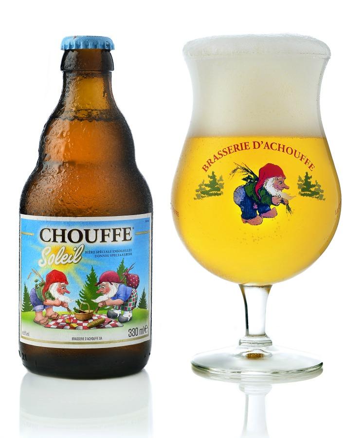 Brasserie d'Achouffe - Chouffe Soleil - 6%