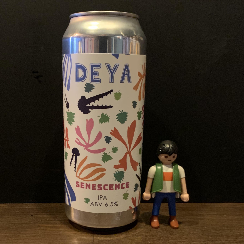 DEYA - Senescence - NEIPA - 6.6%
