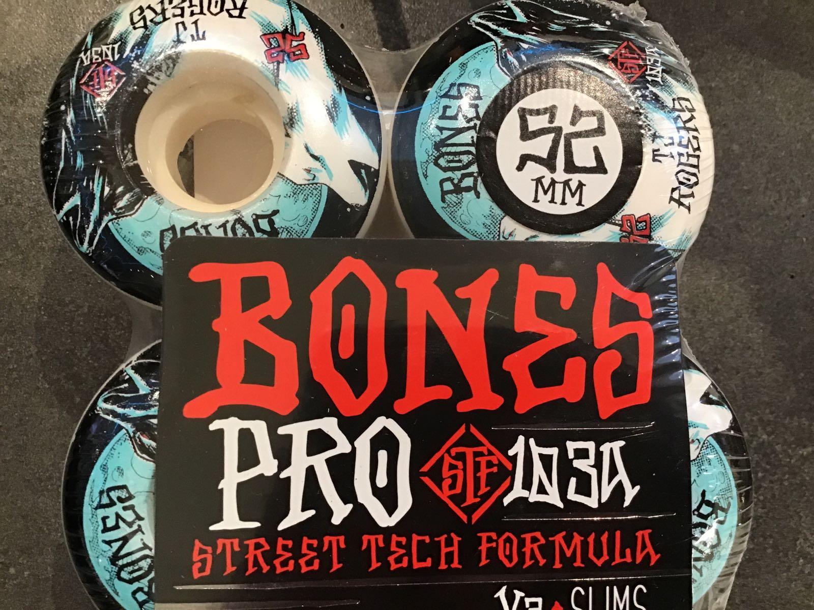Bones Pro Slims 52
