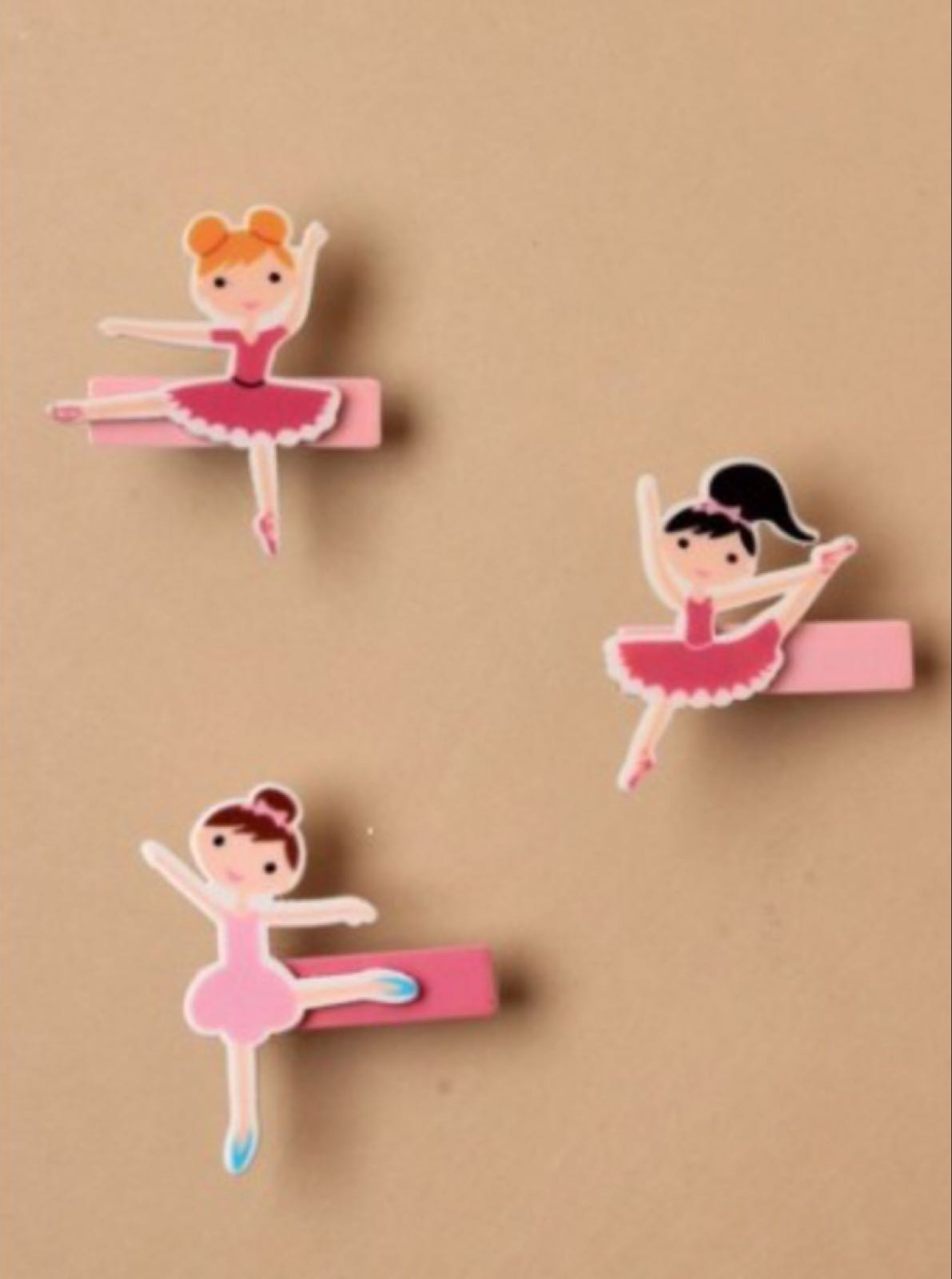 Ballerina/Fairy Slider Clips