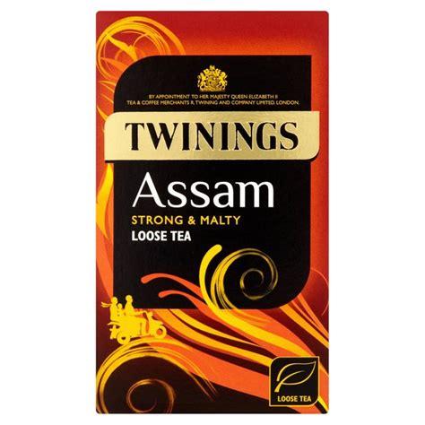 TWININGS ASSAM 40 TEABAGS 100G
