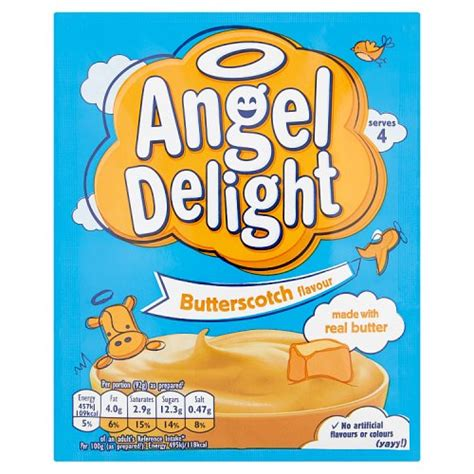 BIRDS ANGEL DELIGHT BUTTERSCOTCH 59G