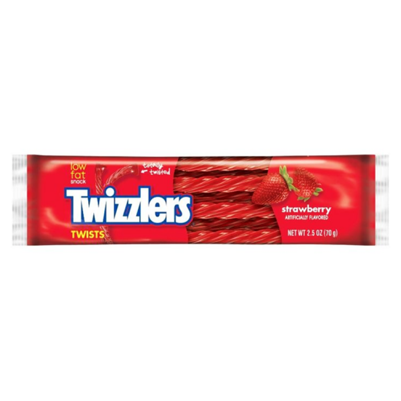 TWIZZLERS STRAWBERRY 70G