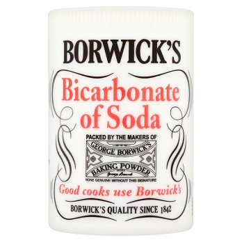 BORWICKS BICARBONATE OF SODA 100G