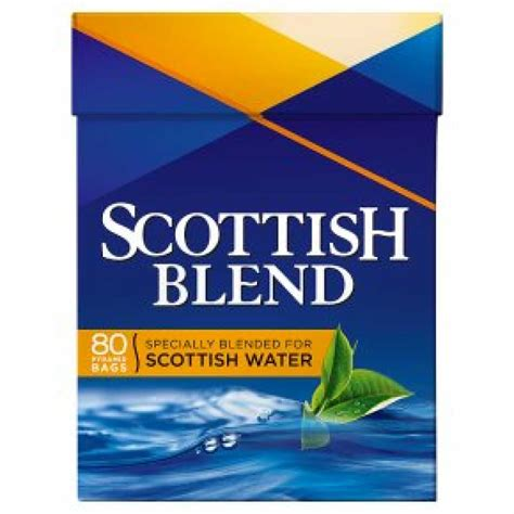 SCOTTISH BLEND TEA BAGS 232G 80S PM