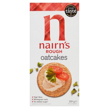 NAIRNS ROUGH OATCAKES 250g