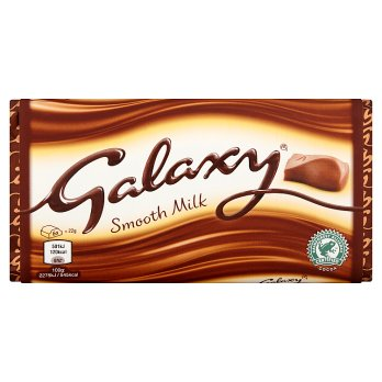 GALAXY MILK CHOCOLATE 110G