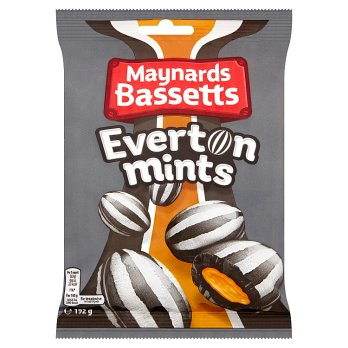 MAYNARDS BASSETTS EVERTON MINTS 200G