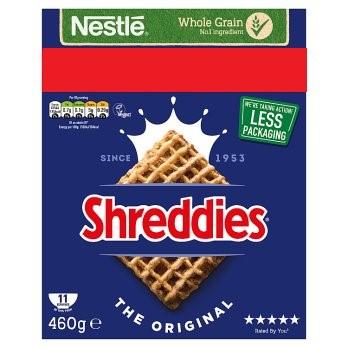 NESTLE SHREDDIES 460G