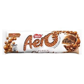 AERO BUBBLY MILK CHOCOLATE 36G